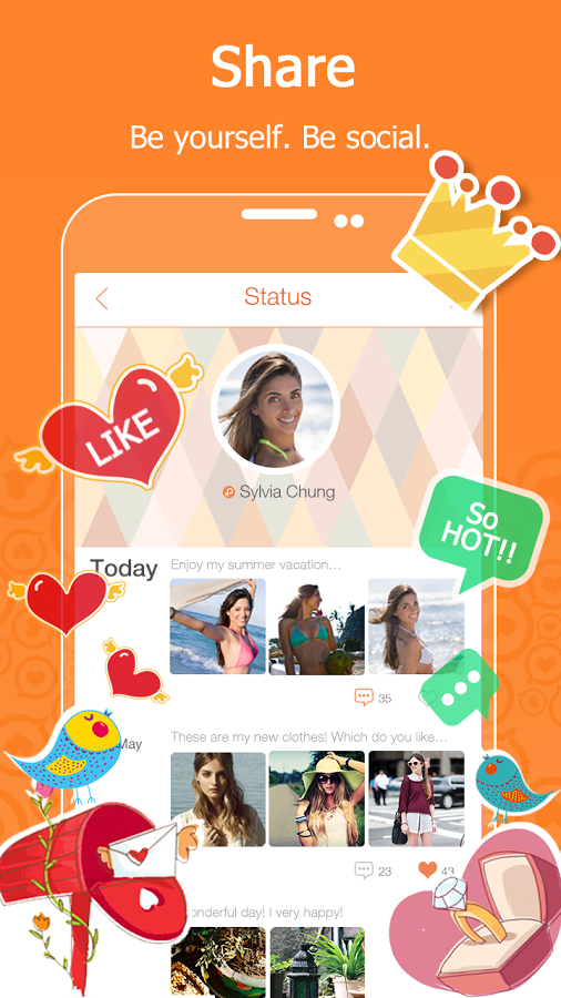 Mico:Meet New People & Chat » Apk Thing - Android Apps Free
