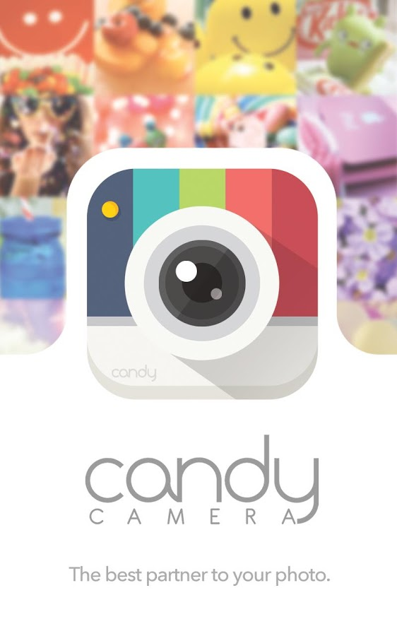 Candy Camera - Selfie Selfies » Apk Thing - Android Apps Free Download