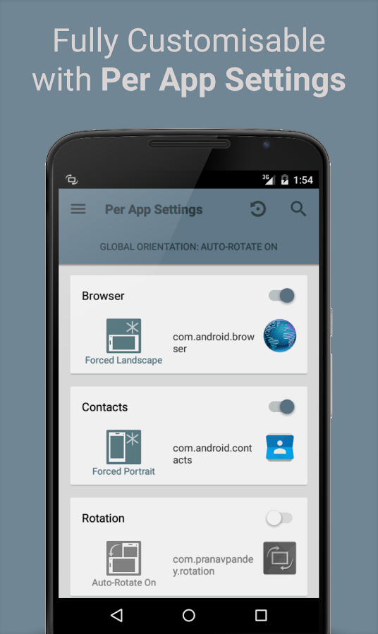 Rotation - Orientation Manager » Apk Thing - Android Apps