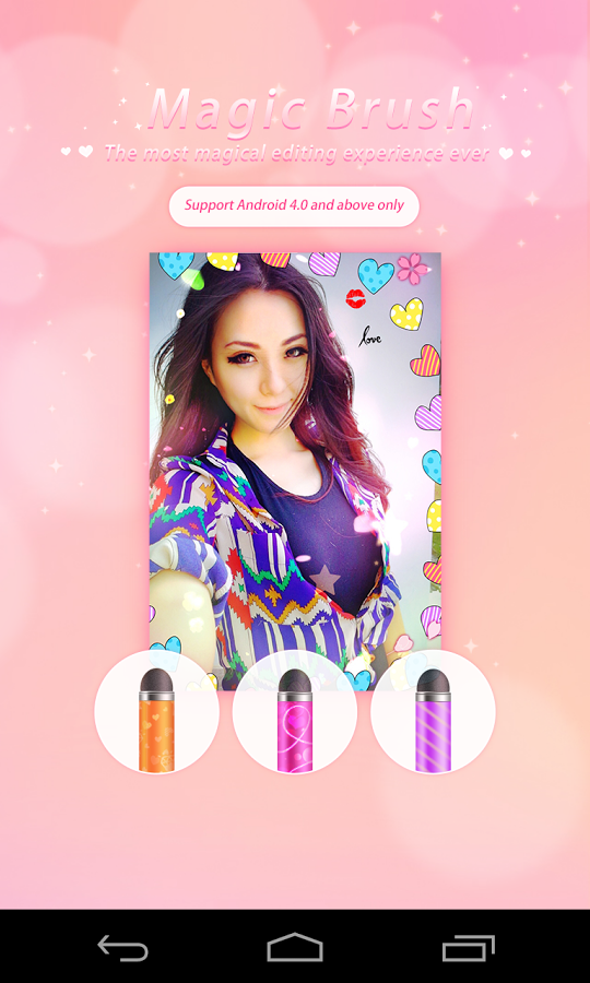beautyplus   magical camera apk thing   android apps