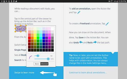 How to save on xodo | Xodo PDF Reader & Editor UWP app for Windows