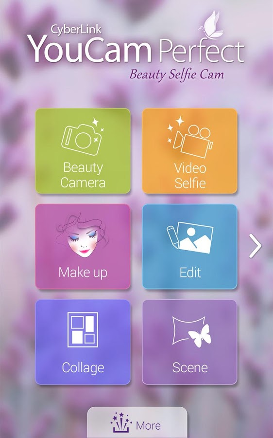 YouCam Perfect - Selfie Cam » Apk Thing - Android Apps Free Download