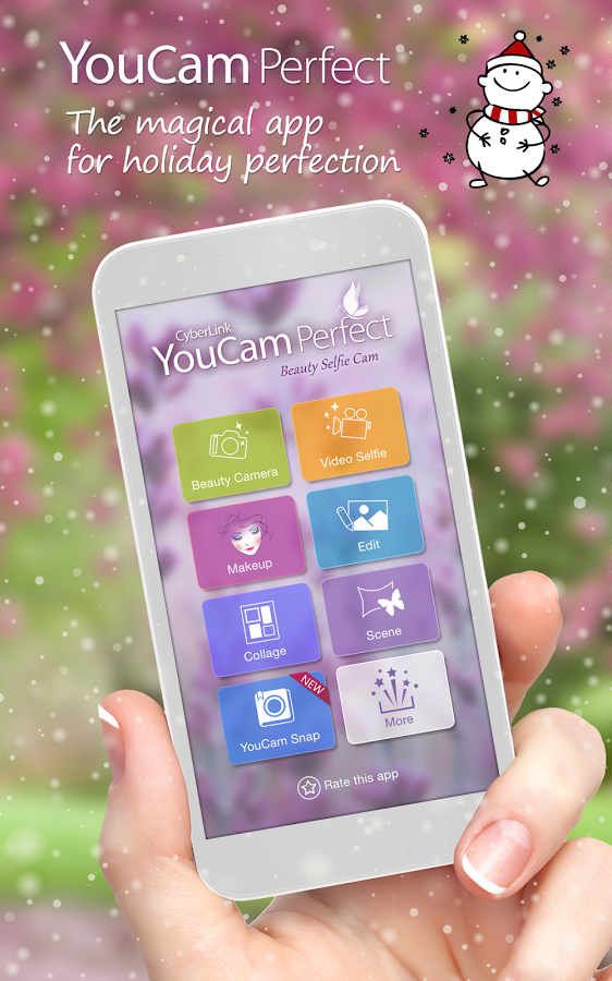 YouCam Perfect - Selfie Cam » Apk Thing - Android Apps Free