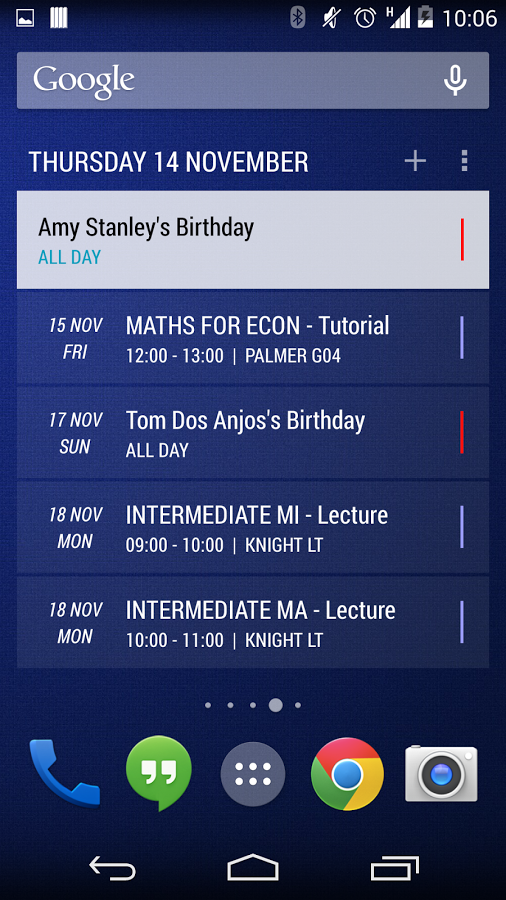 Today - Calendar Widgets » Apk Thing - Android Apps Free Download