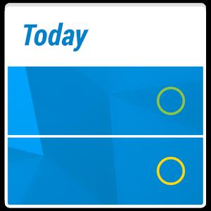 Today - Calendar Widgets