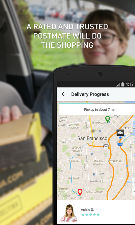 Postmates » Apk Thing - Android Apps Free Download