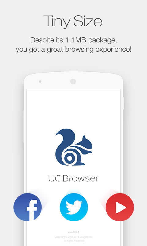 Uc mini app download 1mb | UC MINI PLUS for Android Free