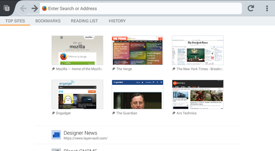 Firefox Beta » Apk Thing - Android Apps Free Download