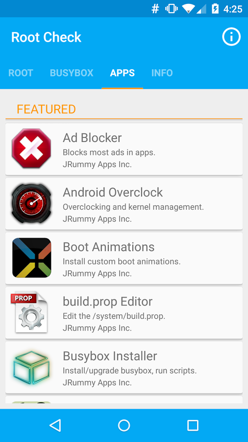 how to check app download history android