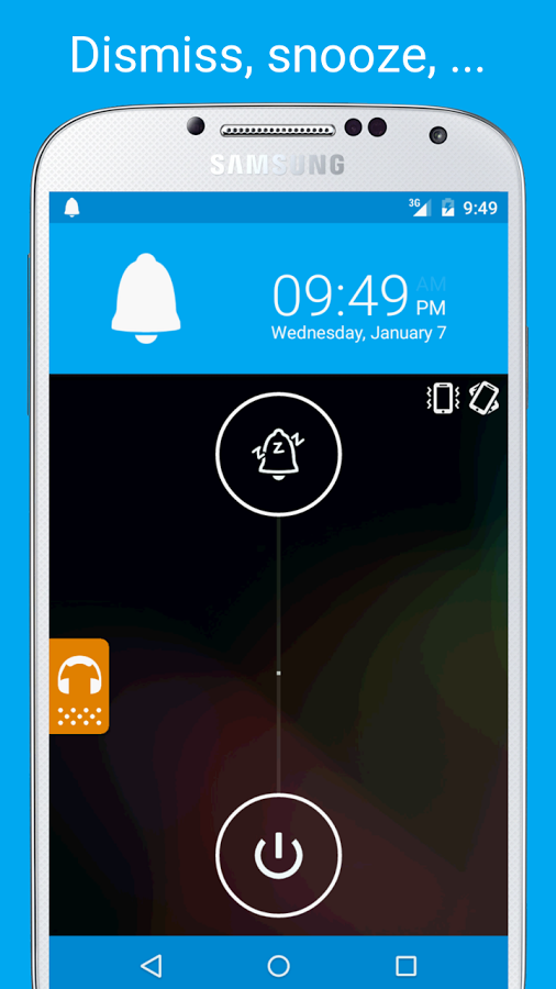 Radio Alarm Clock PocketBell raquo Apk Thing Android Apps