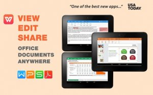 WPS: #1 FREE Mobile Office App