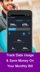 My Data Manager - Data Usage