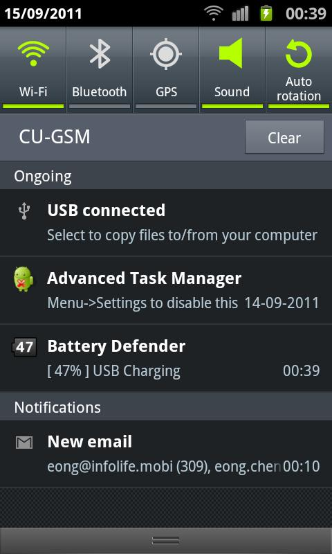 Battery Defender - 1 Tap Saver » Apk Thing - Android Apps