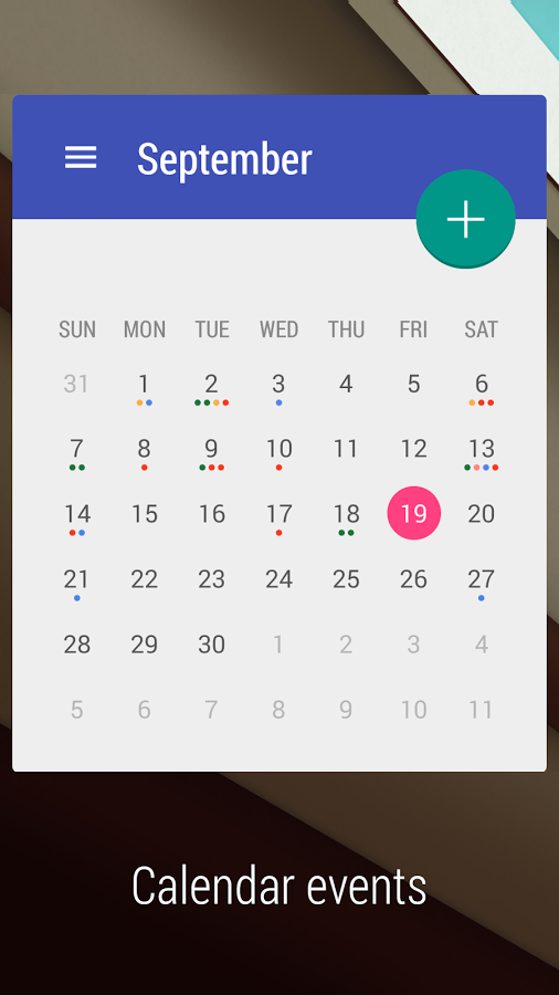Month calendar widget apk thing android apps free - Home design app used on love it or list it ...