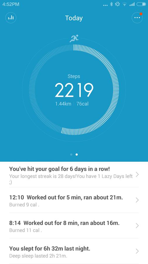 Mi fit приложение скачать на андроид
