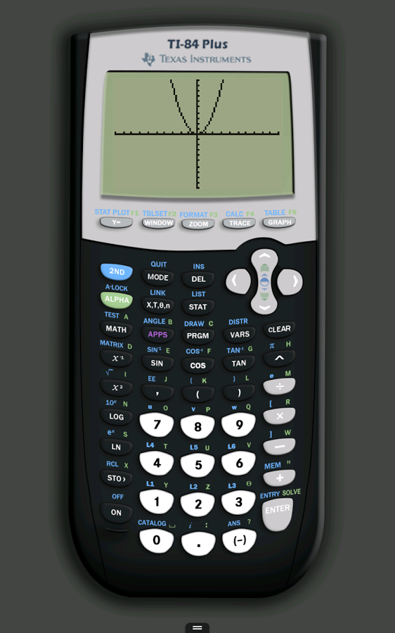 Texas instruments ti-83 graphing calculator | ebay.