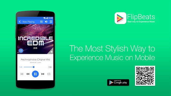 FlipBeats - Best Music Player » Apk Thing - Android Apps