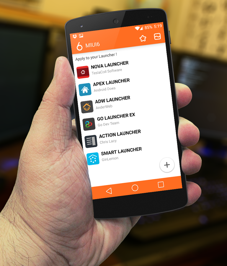 MIUI 6 - Launcher Theme » Apk Thing - Android Apps Free Download