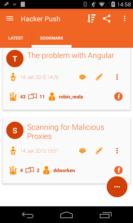 Hacker News Push Apk Thing Android Apps Free Download