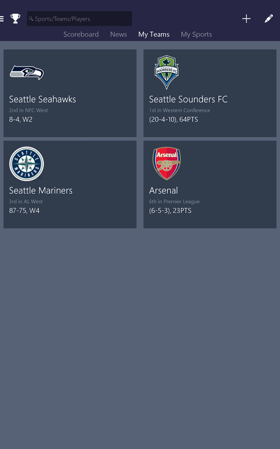 MSN Sports - Scores & Schedule » Apk Thing - Android Apps ...