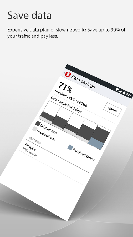 Opera Mini beta web browser » Apk Thing - Android Apps Free