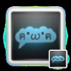Small Cloud Emoticon