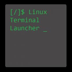 Linux Terminal Launcher