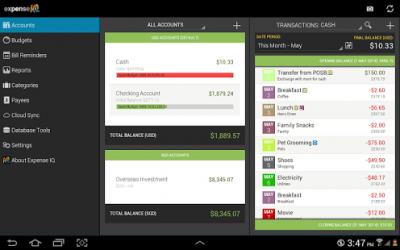 Expense IQ - Expense Manager