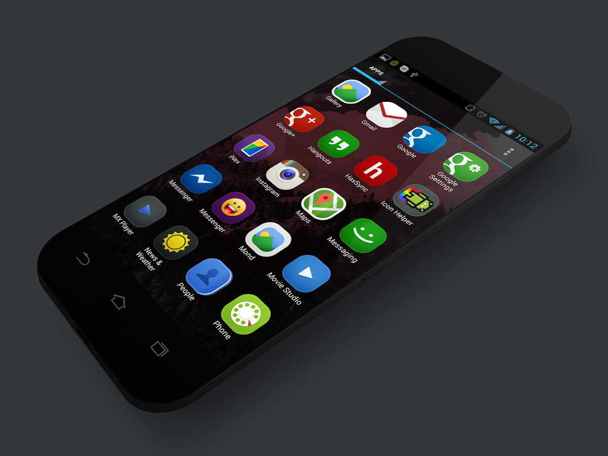 MOND ICON PACK » Apk Thing - Android Apps Free Download