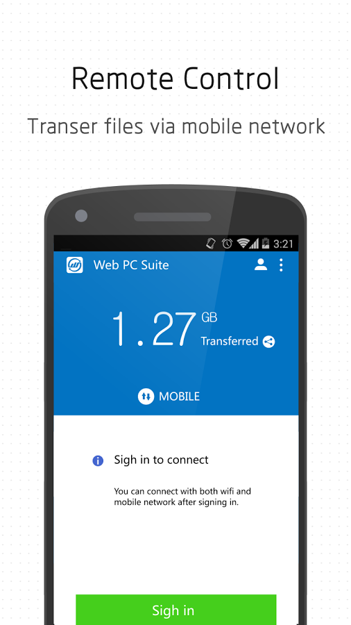 Web Pc Suite File Transfer Apk Thing Android Apps