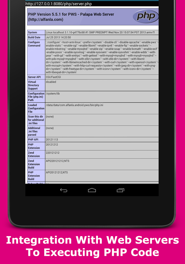 AWD - PHP/HTML/CSS/JS IDE » Apk Thing - Android Apps Free Download