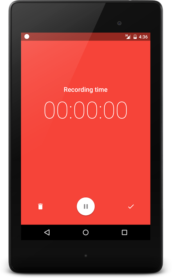 Wear Audio Recorder » Apk Thing - Android Apps Free Download