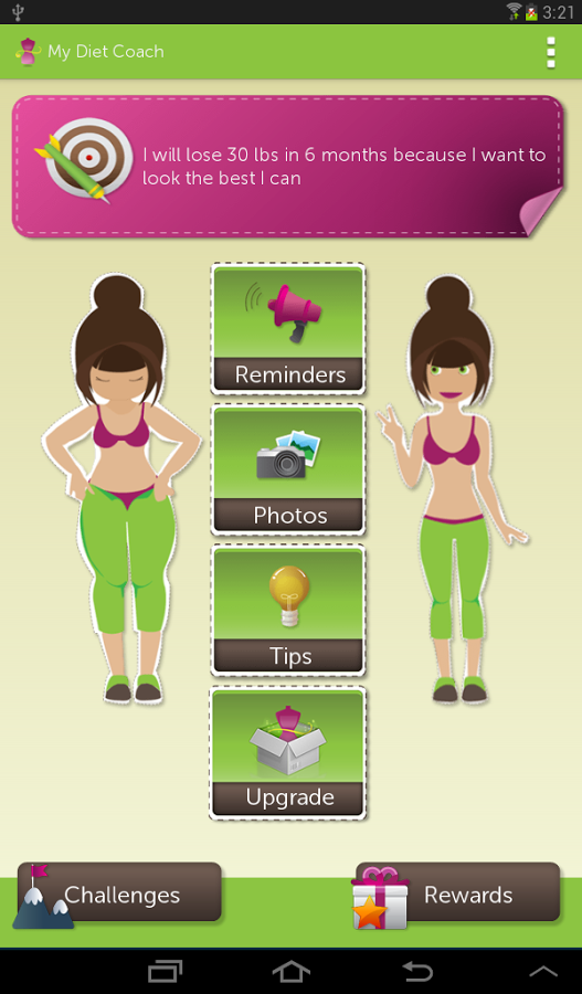 My Diet Coach - Weight Loss » Apk Thing - Android Apps ...