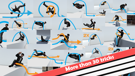 Real Parkour Beta » Apk Thing - Android Apps Free Download