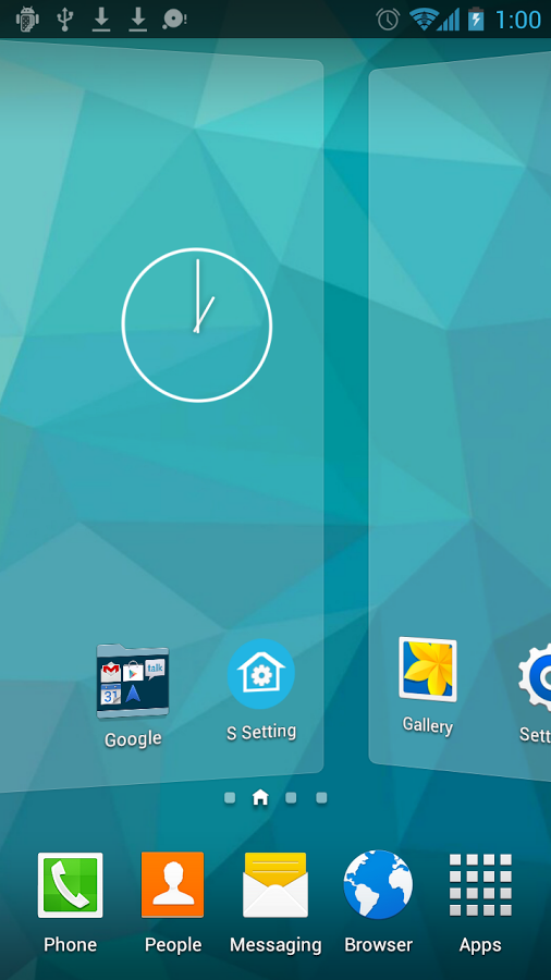 Google now launcher apk 1.4