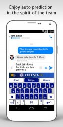 Chelsea FC Official Keyboard