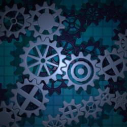 Gears 3D Live Wallpaper