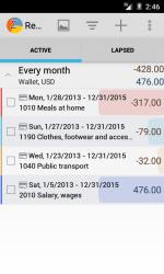 Budget Blitz - expense tracker