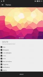 azura - CM12 Theme UI