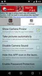 Transparent Screen by Camera