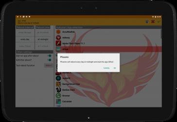 Phoenix - Autoboot+app start