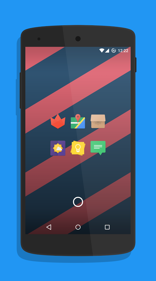 Polycon - Icon Pack » Apk Thing - Android Apps Free Download