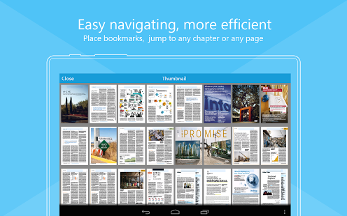 foxit mobile pdf reader for android free