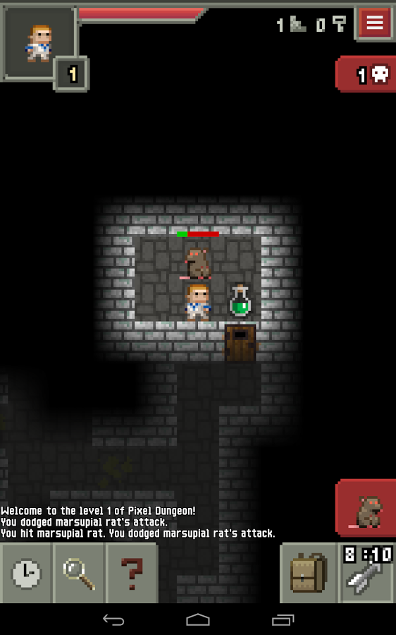 Remixed Pixel Dungeon » Apk Thing - Android Apps Free Download