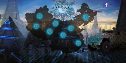 National Defense:Space Assault
