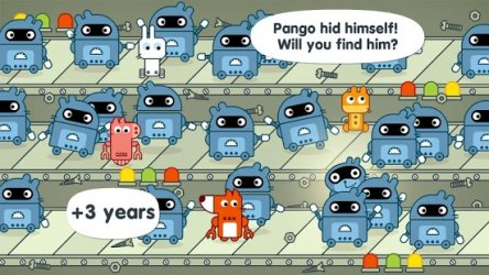 Pango Hide and seek
