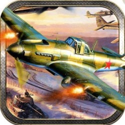 WW2 Pacific Fighter Attack 3D