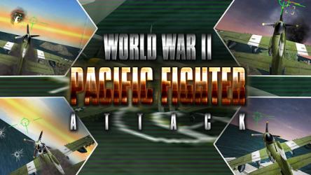 WW2 Pacific Fighter Attack 3D
