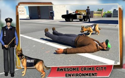 Police Dog Chase: Crime City
