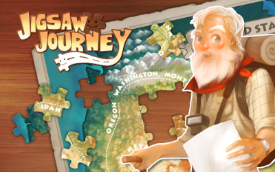Jigsaw Journey - FREE Puzzle